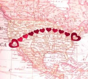 long distance longing